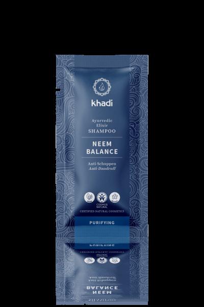 khadi Ayurvedic Elixir Shampoo Neem Balance 10ml