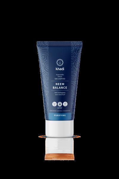 khadi Ayurvedic Elixir Shampoo Neem Balance 30ml