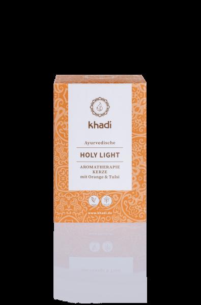 "khadi Ayurvedische Aromatherapie Kerze ""Holy Light"""