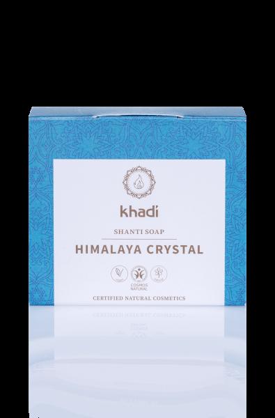 khadi Shanti Soap Himalaya Crystal