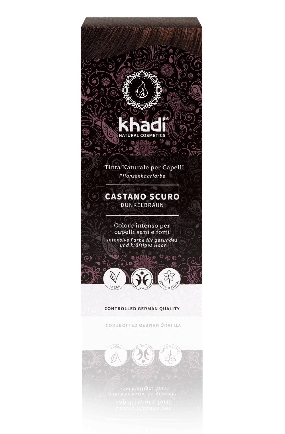 khadi castano