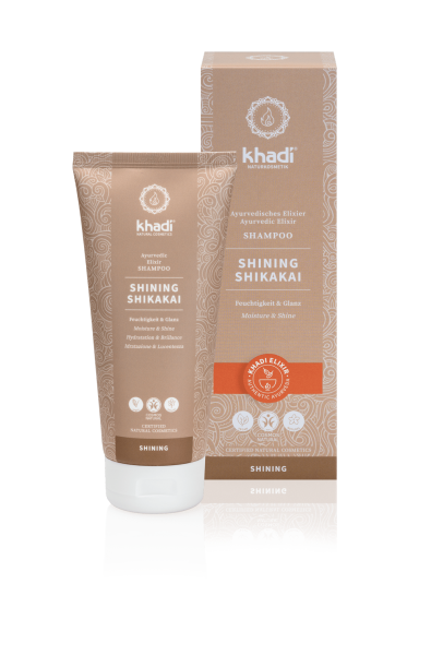 khadi Ayurvedic Elixir Shampoo Shining Shikakai