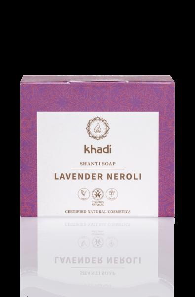 khadi Shanti Soap Lavender Neroli