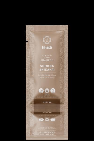 khadi Ayurvedic Elixir Shampoo Shining Shikakai 10ml
