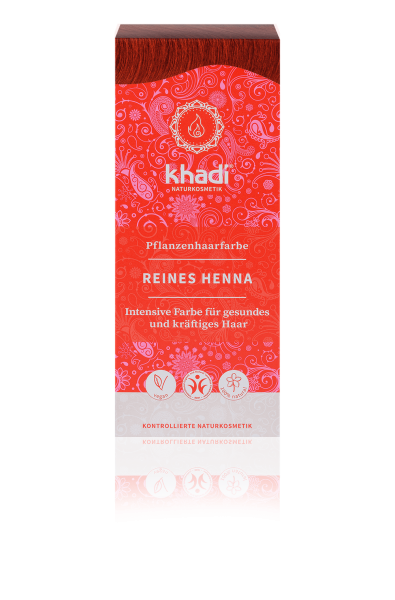 khadi Natural Hair Color Pure Henna
