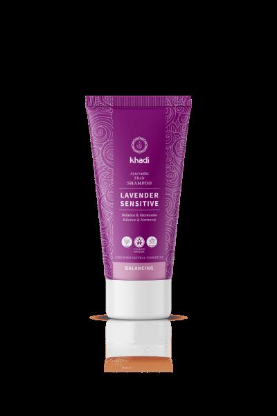 khadi Ayurvedic Elixir Shampoo Lavender Sensitive 30ml
