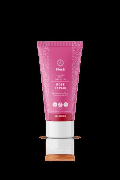 khadi Ayurvedic Elixir Shampoo Rose Repair 30ml
